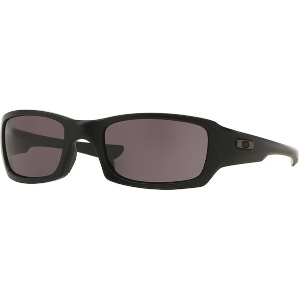 Oakley Fives Squared, Matte Black w/ Warm Grey